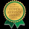 Raja Limo Super Service Award Wining